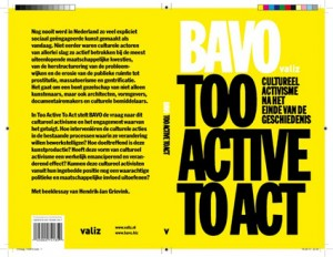 Bavo Too active to act