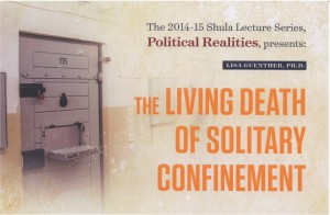 Lisa Guenther Solitary confinement