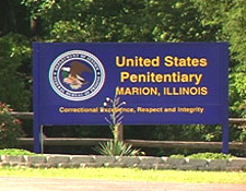 marion front sign