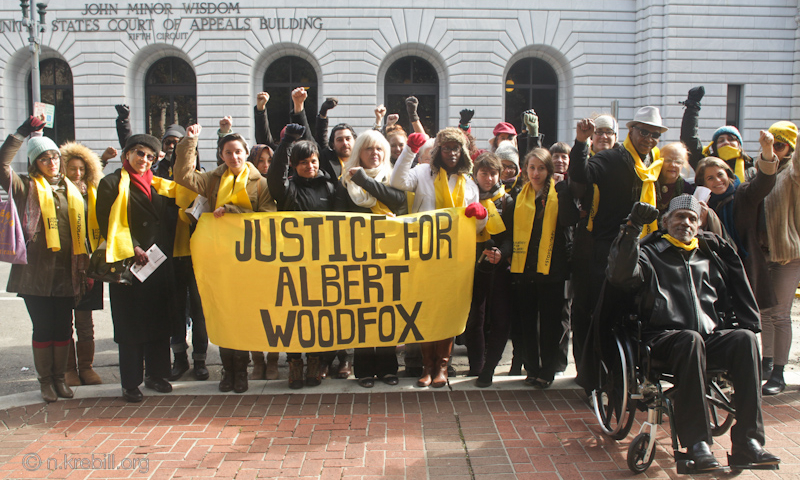 Justice for Albert Woodfox