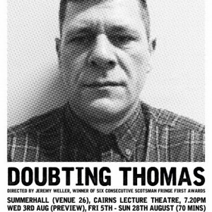 Doubting Thomas Summerhall
