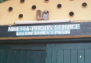 UK Nigeria prison building
