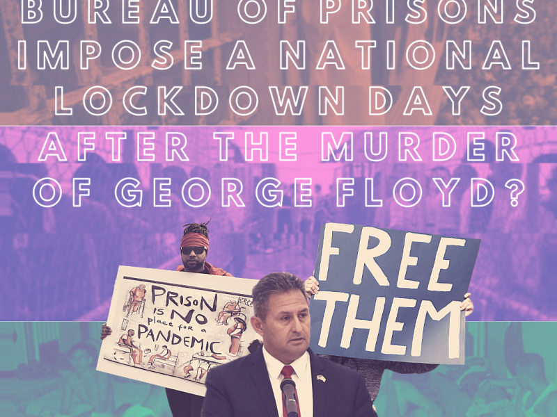 Georges Floyd Free Them