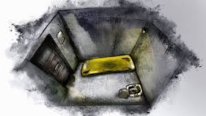 Palestine solitary confinement for Children